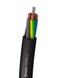 Cable Vulcanizado Sumergido 750V XTREM H07RN-F 4G 4