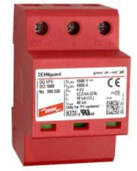 Descargador Sobretensiones Solar 1000V DEHNguard YPV