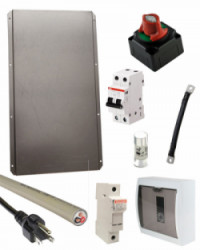 Kit Material Eléctrico 5000W 80A MPPT
