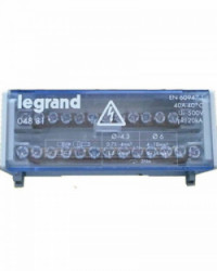 Repartidor LEGRAND Bornera Seleccionable 100A