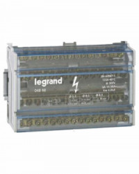 Repartidor LEGRAND Bornera Seleccionable 125A