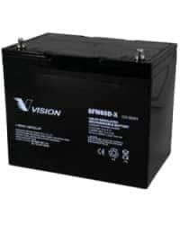 Batería 12V 60Ah AGM Ciclo Profundo VISION