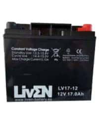 Batería AGM 12V 17Ah Liven