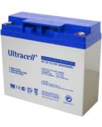 Batería AGM 12V 22Ah Ultracell UC-20-12