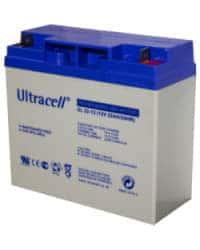 Batería AGM 12V 22Ah Ultracell UL-22-12