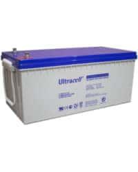 Batería AGM 12V 230Ah Ultracell UC-230-12