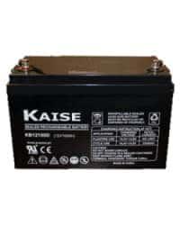 Batería AGM 12V 80Ah Kaise