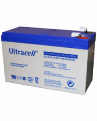 Batería AGM 12V 9Ah Ultracell UL-9-12
