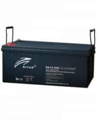 Batería RITAR 12V 200Ah RA AGM
