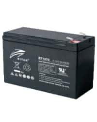 Batería RITAR 12V 7Ah RT AGM
