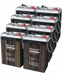 Batería Estacionaria 600Ah 48V Ultracell UZS600