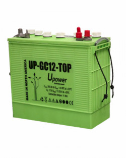 Batería UPower 260Ah 12V UP-GC12TOP