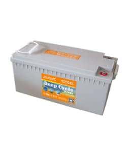 Bater 237 A Gel 12v 150ah Everexceed Al Mejor Precio Per 250