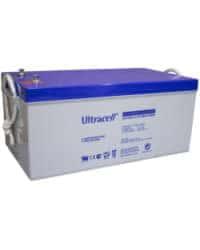 Batería GEL 12V 288Ah Ultracell UCG-288-12