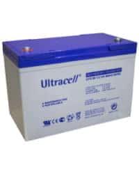 Batería GEL 12V 98Ah Ultracell UCG-98-12