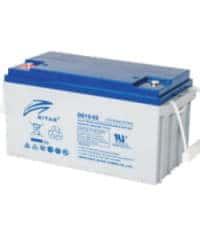 Batería RITAR 12V 65Ah DG GEL