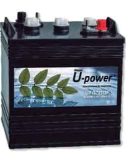 Batería 250Ah 6V Upower UP-GC2TOP