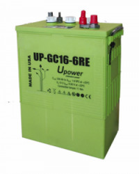 Batería UPower 550Ah 6V UP-GC16