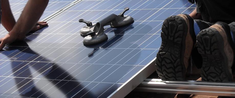 Europa podría producir un 25% de su energía con paneles en los tejados