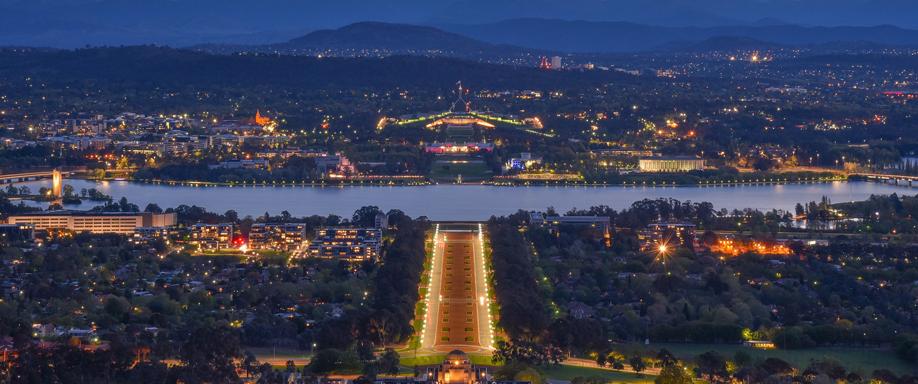 La capital de Australia genera el 100% de la energía que consume con renovables