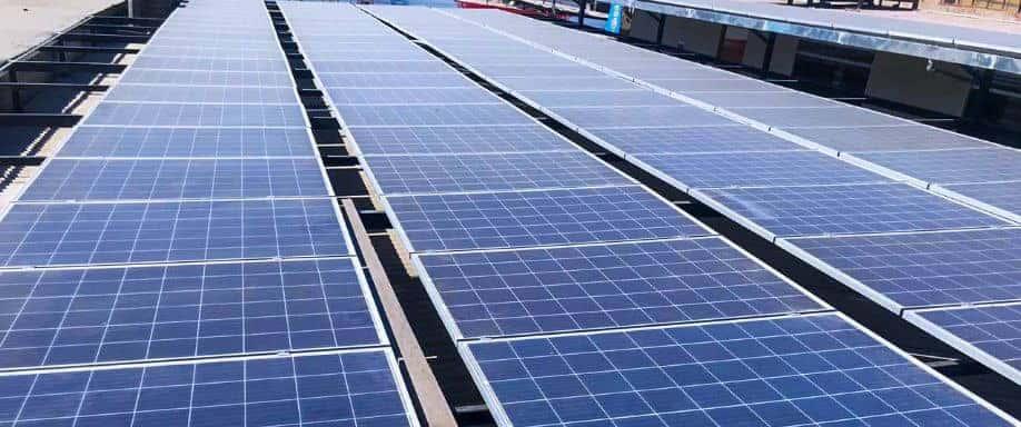 Instalación de Interconexión a Red 141.750Wh/día con inversor Fronius ECO 27kW