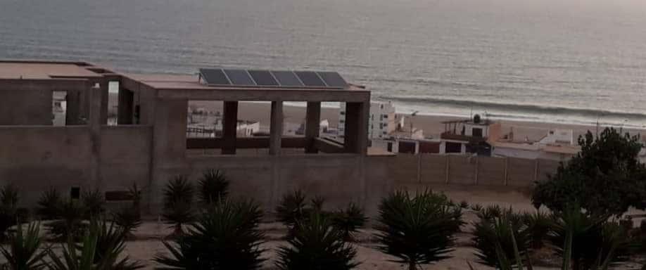 Instalación Fotovoltaica en las proximidades de Punta Hermosa