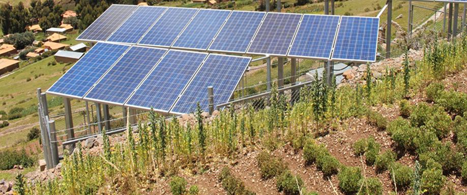 El Gobierno peruano apuesta fuerte por la fotovoltaica