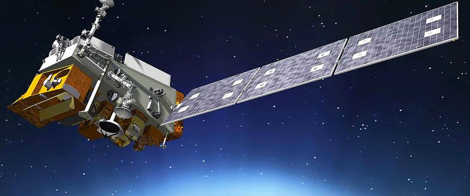 China construirá una planta solar en el espacio