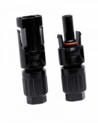 Conector MC4 Multicontact Macho-Hembra