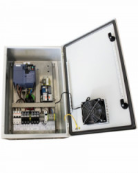 Control Bombeo Solar 400V FUJI 30kW IP54 50M