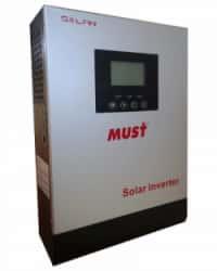 Inversor Cargador 1000W 12V PWM 50A Must Solar