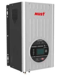 Inversor Cargador 2000W 12V MPPT 40A Must Solar