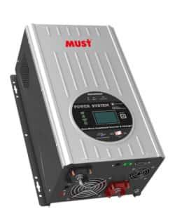 Inversor Cargador 3000W 24V MPPT 80A Must Solar