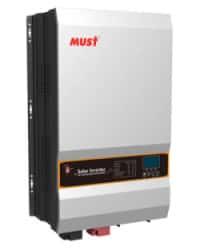 Inversor Cargador 5000W 24V MPPT 80A Must Solar