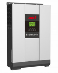 Inversor Cargador 5000W 48V MPPT 80A Must Solar