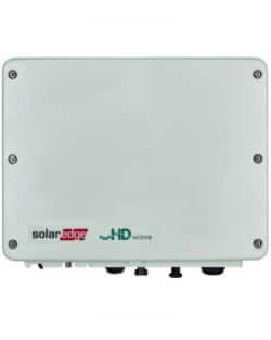 Inversor HD Wave 3000W SolarEdge Conexión Red Monofásico