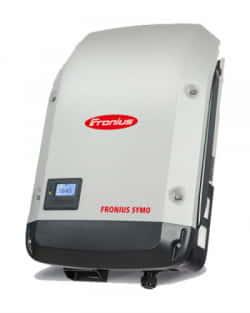 Inversor Interconexión FRONIUS Symo 10kW Trifásico