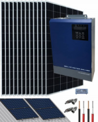 Kit Bombeo Solar 10HP 400V