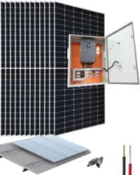 Kit Bombeo Solar 400V hasta 20HP INVT