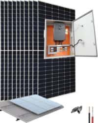 Kit Bombeo Solar 400V hasta 30HP INVT