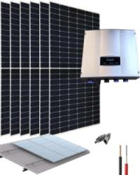 Kit Bombeo Solar hasta 1.5HP 230V uso directo