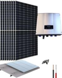Kit Bombeo Solar hasta 2HP 230V uso directo