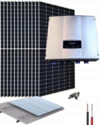 Kit Bombeo Solar hasta 3HP 230V uso directo
