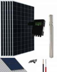 Kit Bombeo Solar SK 2HP 50l-min a 70m