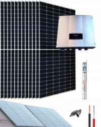 Kit Bombeo Solar SK 3HP 50l-min a 100m