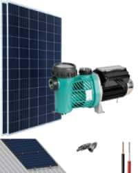 Kit Depuradora Solar 500W de uso directo