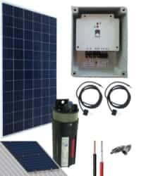 Kit Solar bombeo sumergible hasta 70m de altura