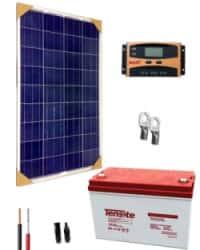 Kit Panel Solar 12V 500Whdia