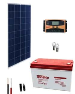 Kit Panel Solar 12V 750Whdia