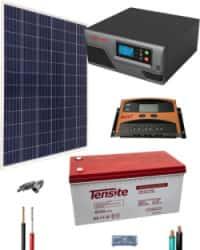 Kit Panel Solar 600W 12V 1000Whdia